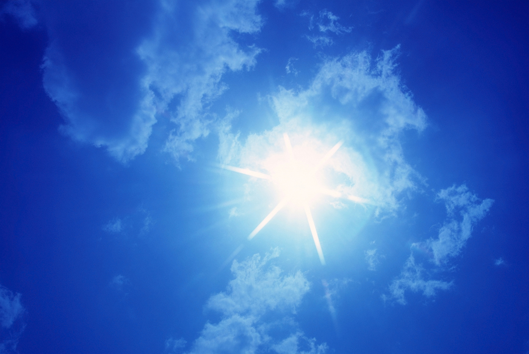 shining-sun